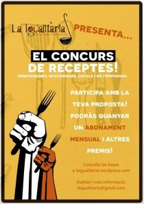 I Concurs receptes